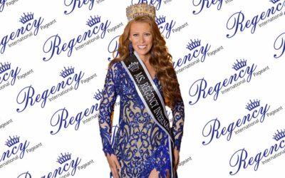 Bailey Gattis – Ms. Regency International 2021