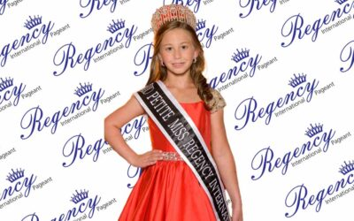 Elyse Metz – Petite Miss Regency International 2021