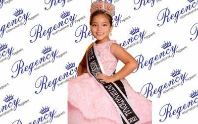 Zoe – Little Miss Regency International 2021