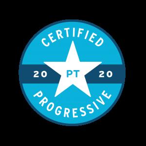 Certified Progressive Badge- not endorsed