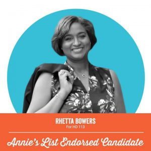 Annie's List Endorsed Candidate
