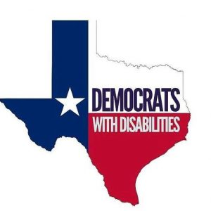 Texas Democrats With Disabilities Endorsed