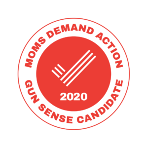 Endorsed By Moms Demand Action