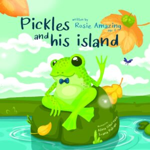 Pickles and his island