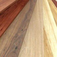 Hardwood Colors