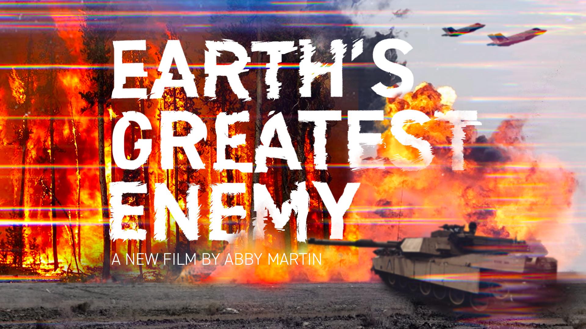 Earth's Greatest Enemy