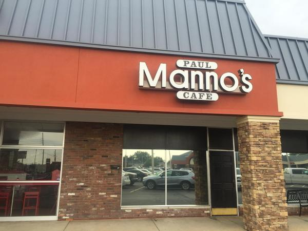 Paul Manno's Cafe, Chesterfield, MO