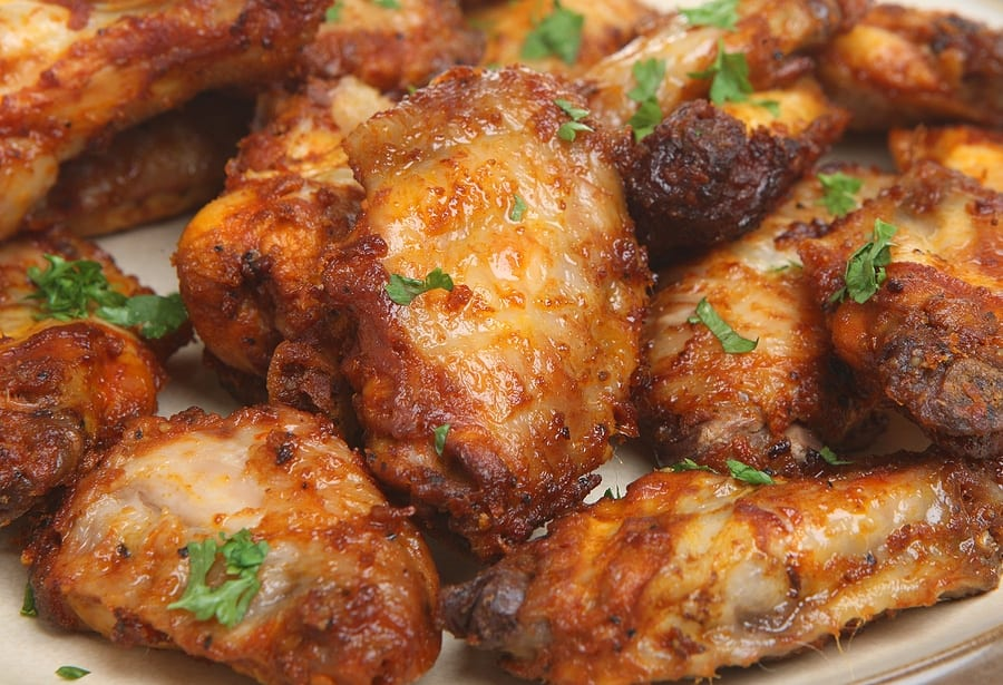 Wings remain hot, proving to be a 'pandemic-proof' food