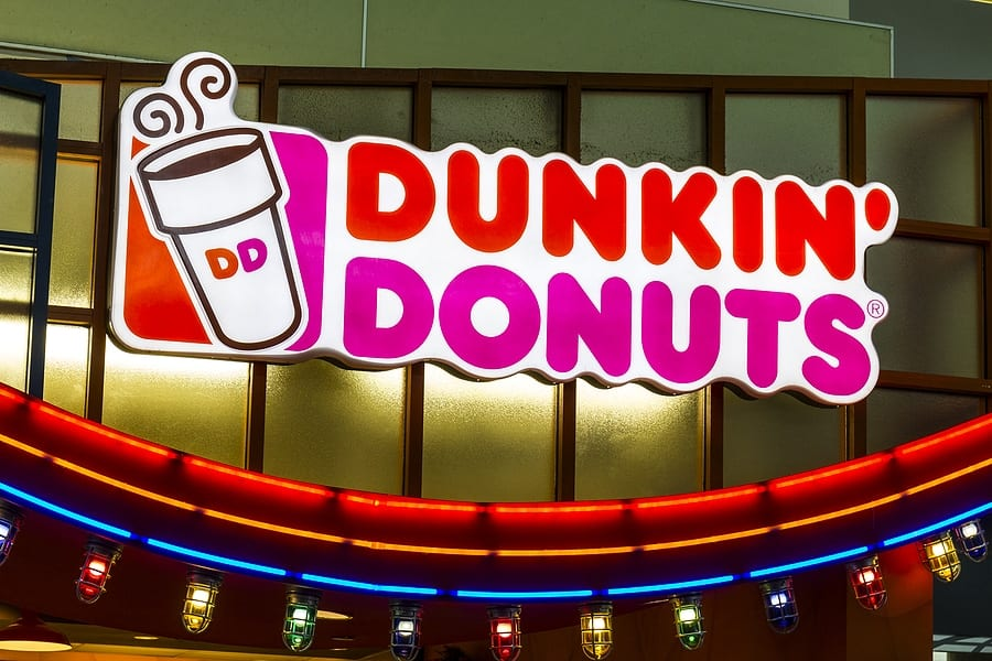 Dunkin' Donuts Makes Valentine's Day Sweeter Than Ever