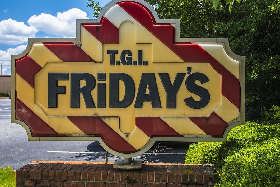 TGI Fridays® Launches Valentine's Weekend Specials - Lent Favorites