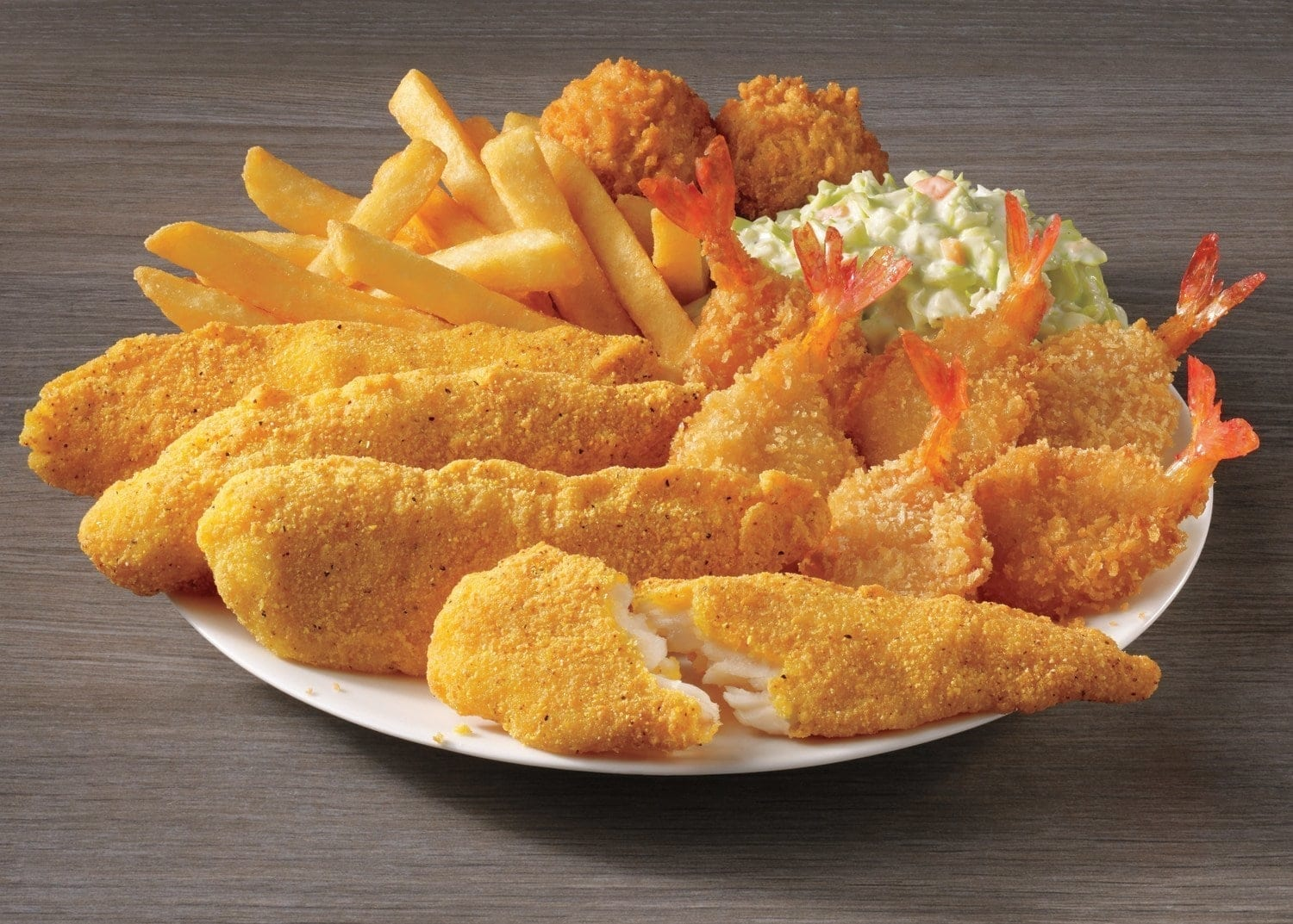 Captain D's Serves Up Southern-Style Fish Tenders & Butterfly Shrimp