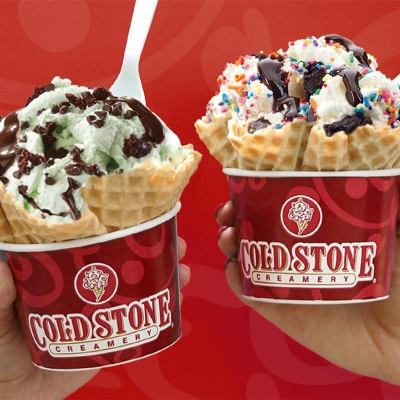 Cold Stone Creamery Reveals Top 10 Most-Loved Flavors