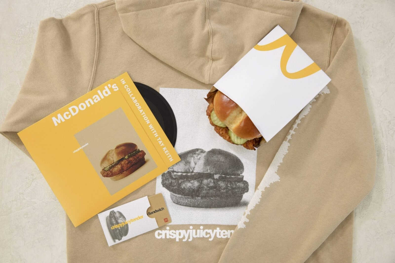 McDonald's® Drops Early Access to the New Crispy Chicken Sandwich