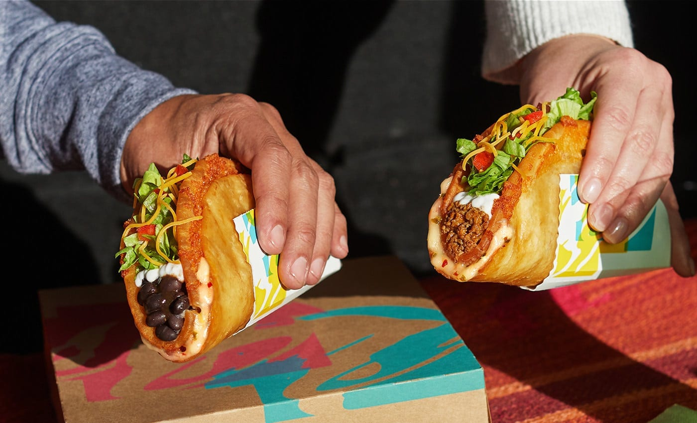 Taco Bell® Brings Back The Quesalupa