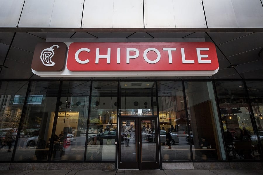 Chipotle Mexican Grill – Free Degrees to Employees