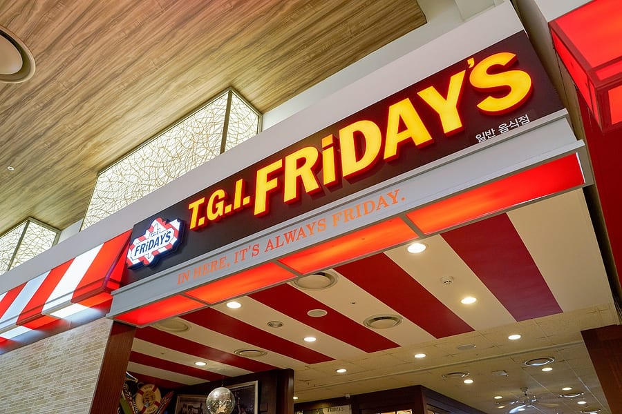 TGI Fridays® CEO Resigns to Join the Circus