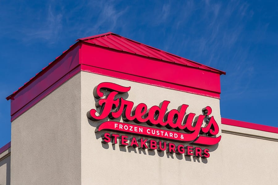 Freddy's Frozen Custard – Chris Dull as New Chief Executive Officer