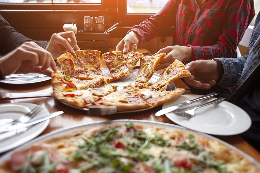 Pizza Inn Adds Unlimited Stuffed Crust to the All Day Every Day Buffet