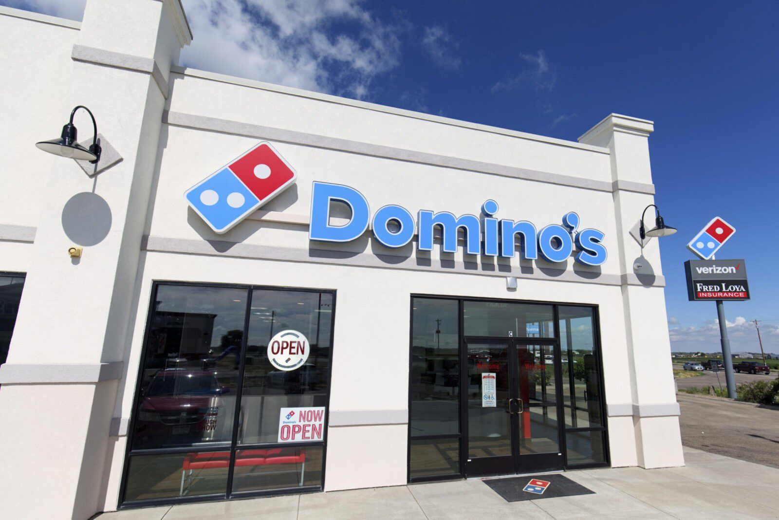 Domino's® Celebrates the Opening of the 18,000th Store