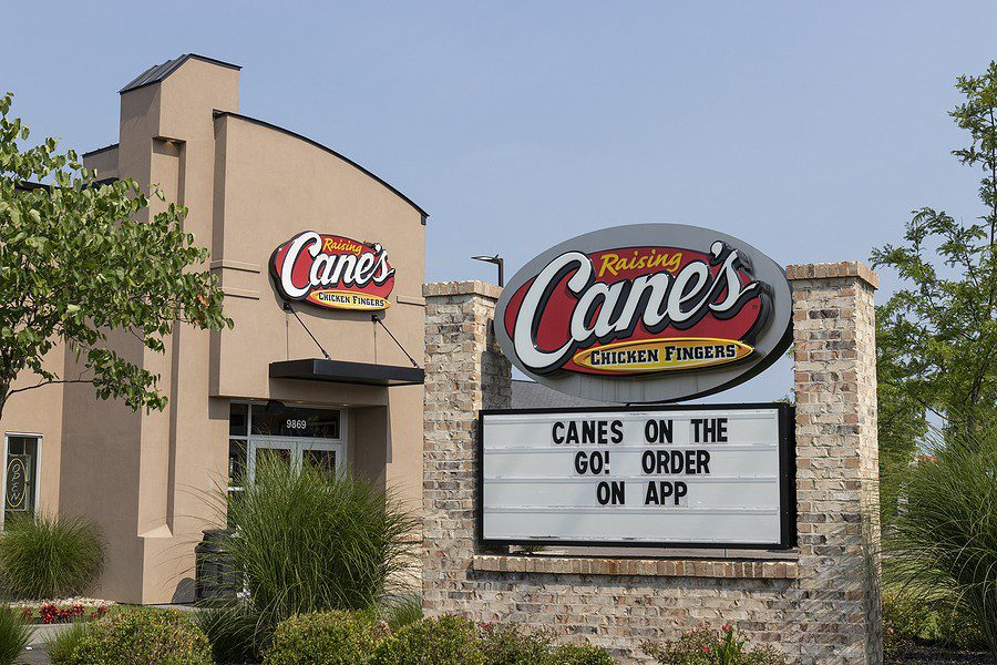 Raising Cane's - Free Chicken Fingers on National Chicken Finger Day