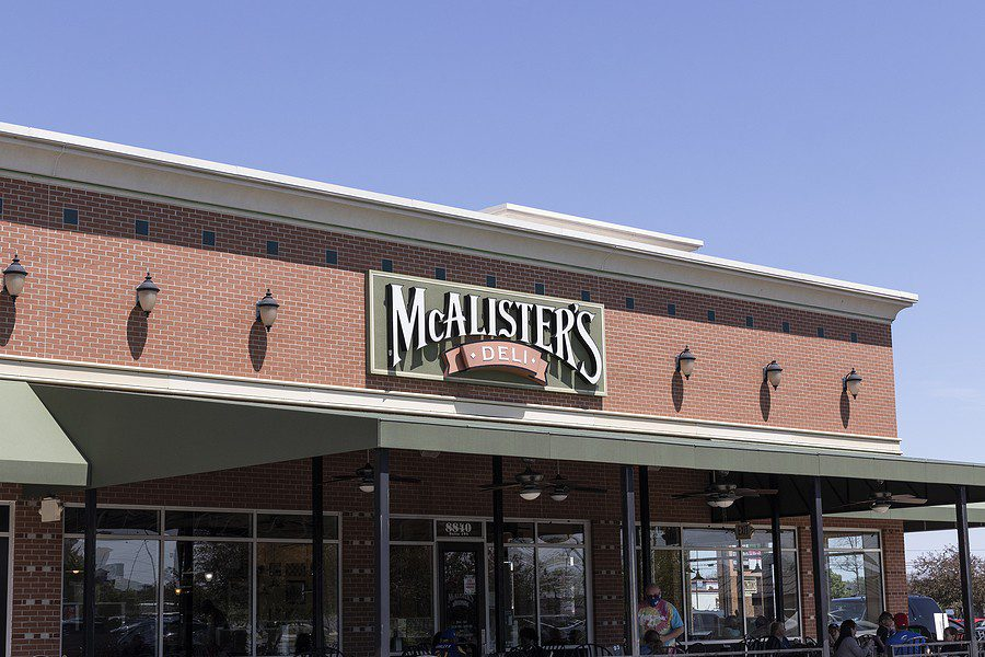 McAlister's Deli Encourages - 13th Annual Free Tea Day