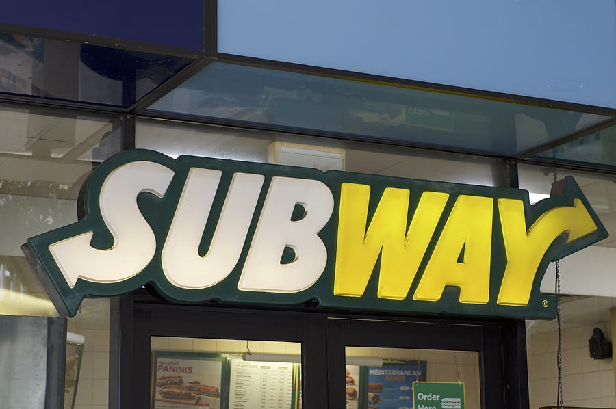Subway - Giving Away One Million Sandwiches - July 13