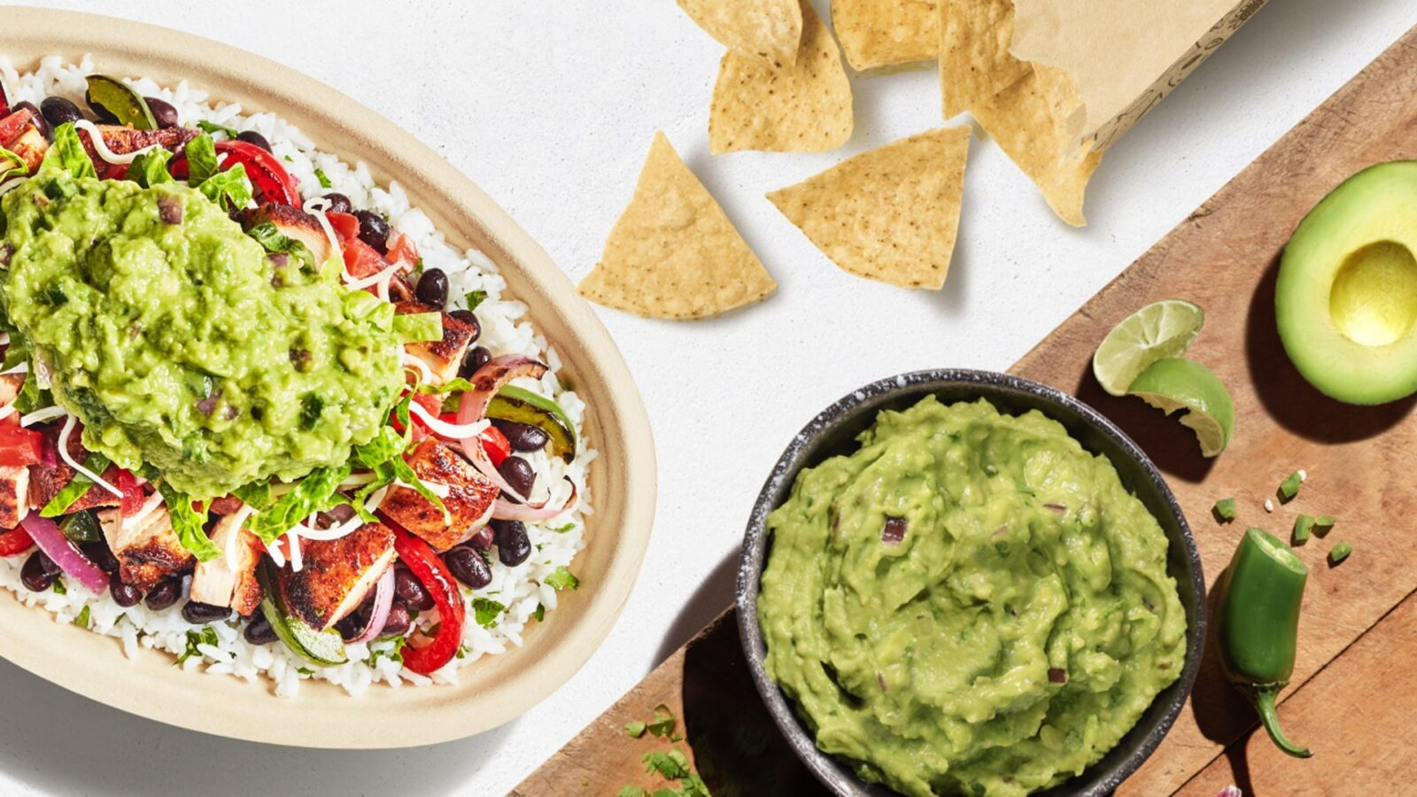 Chipotle – Free Guac On National Avocado Day