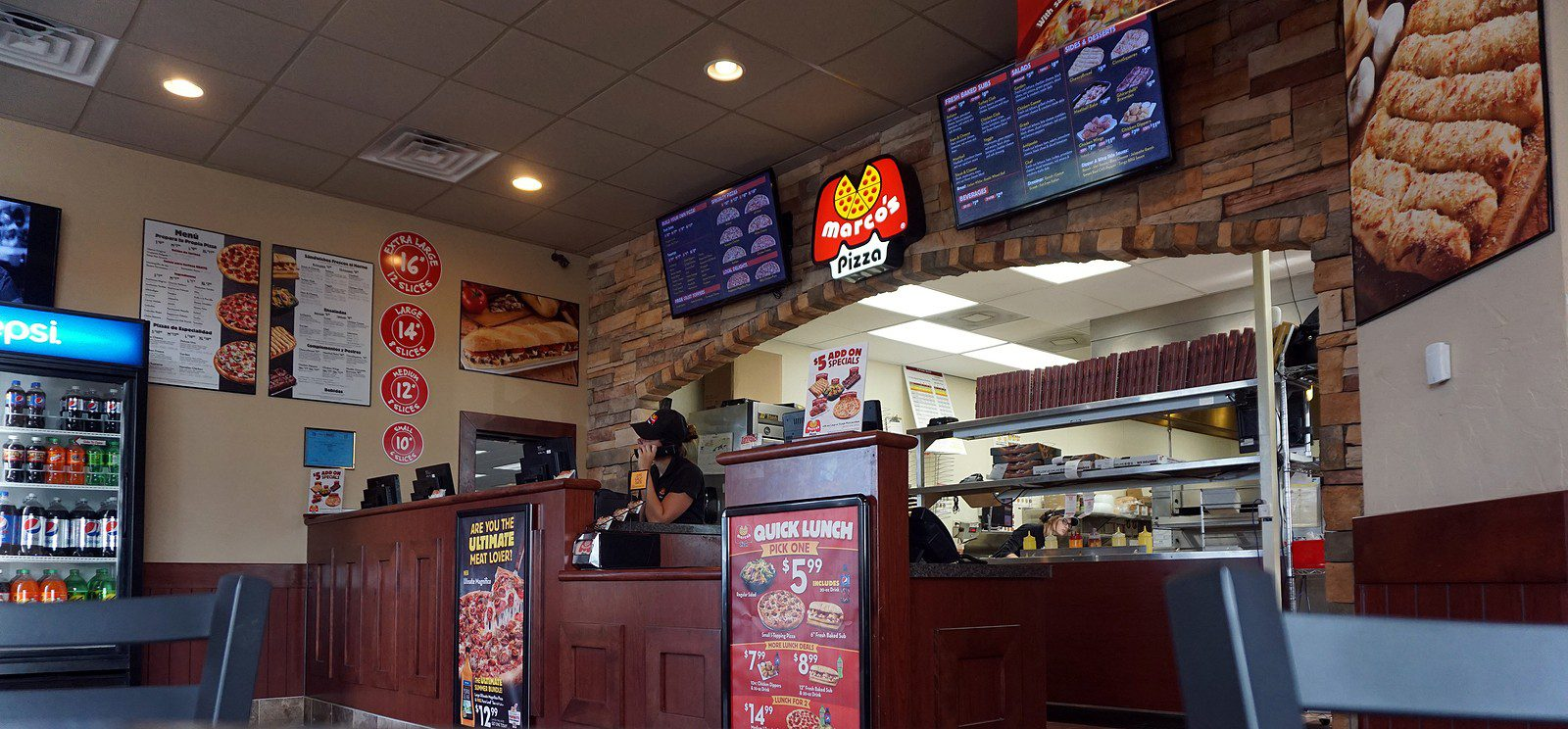 Marco's Pizza – 86% Wish to Eat Sandwich Flavor as a Pizza