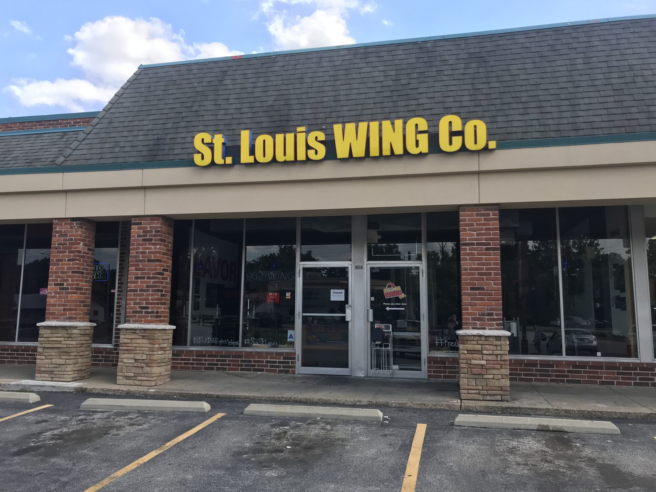 St Louis WING Co closed after 10 years