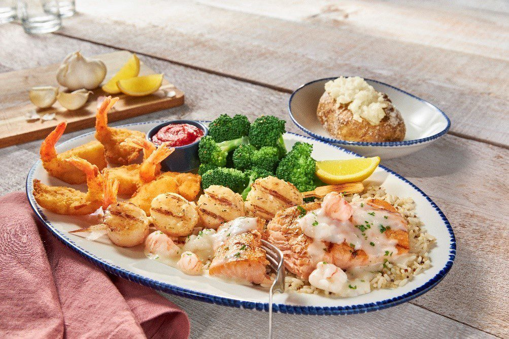 Red Lobster® Introduces New Lineup of Signature Feasts