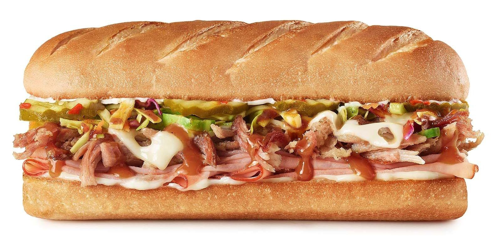 Firehouse Subs® Releases a New Hit, the BBQ Cuban Sub