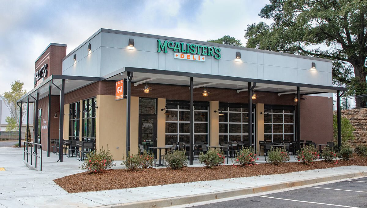 McAlister's Deli® Opens 500th Restaurant Nationwide