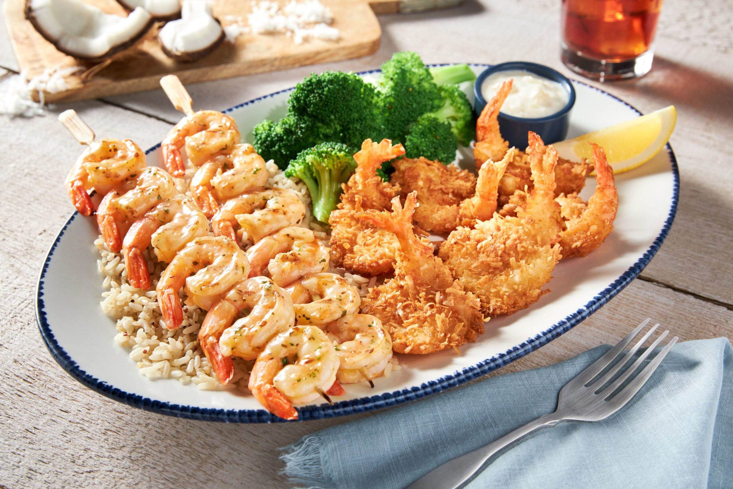 Red Lobster – Endless Shrimp Now Available All Day