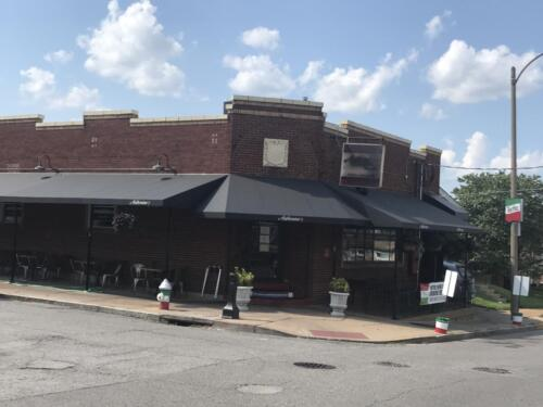 Anthonino's Taverna is historic and located on The Hill in St. Louis, MO