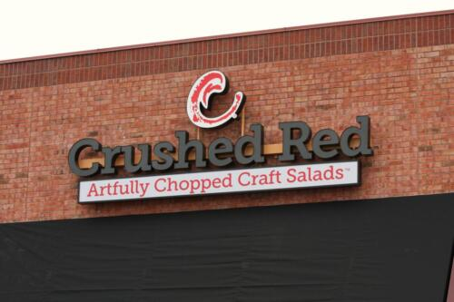 Crushed Red located in Chesterfield, MO