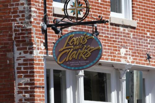 Lewis and Clark Restaurant in St. Charles, MO