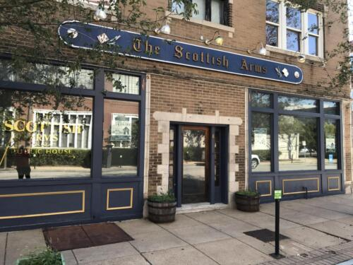 The Scottish Arms - Central West End, St. Louis, MO