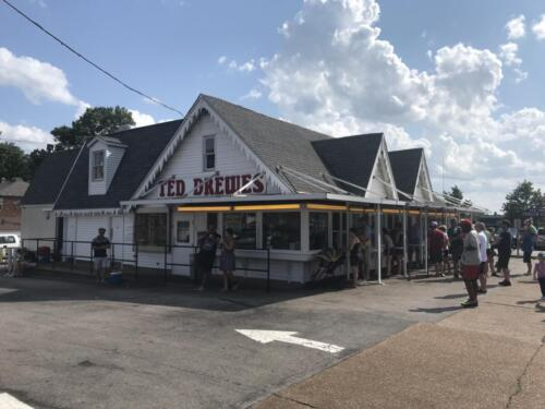 Ted Drews Ice Cream is one of the most historic locations in the St. Louis region.