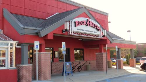 Rock n Brews St. Louis - located in Chesterfield Valley