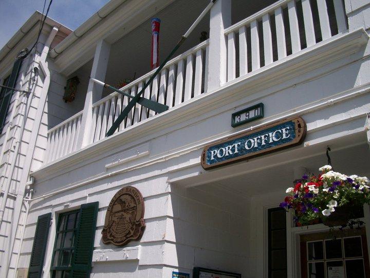 old_bandon_port_office_building