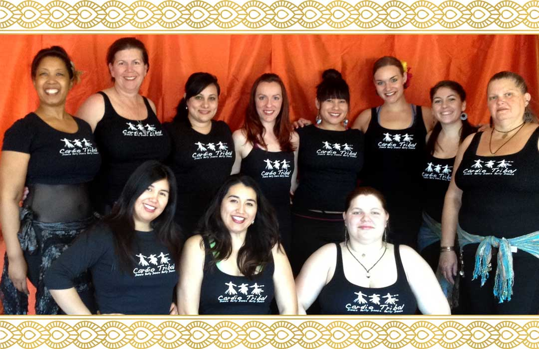 Cardio Tribal Belly Dance   CTS Certification Group