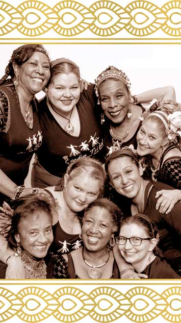 Cardio Tribal Belly Dance   CTS Crew