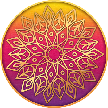 Middle Eastern Circular Mandala Design | About CTS | Overview