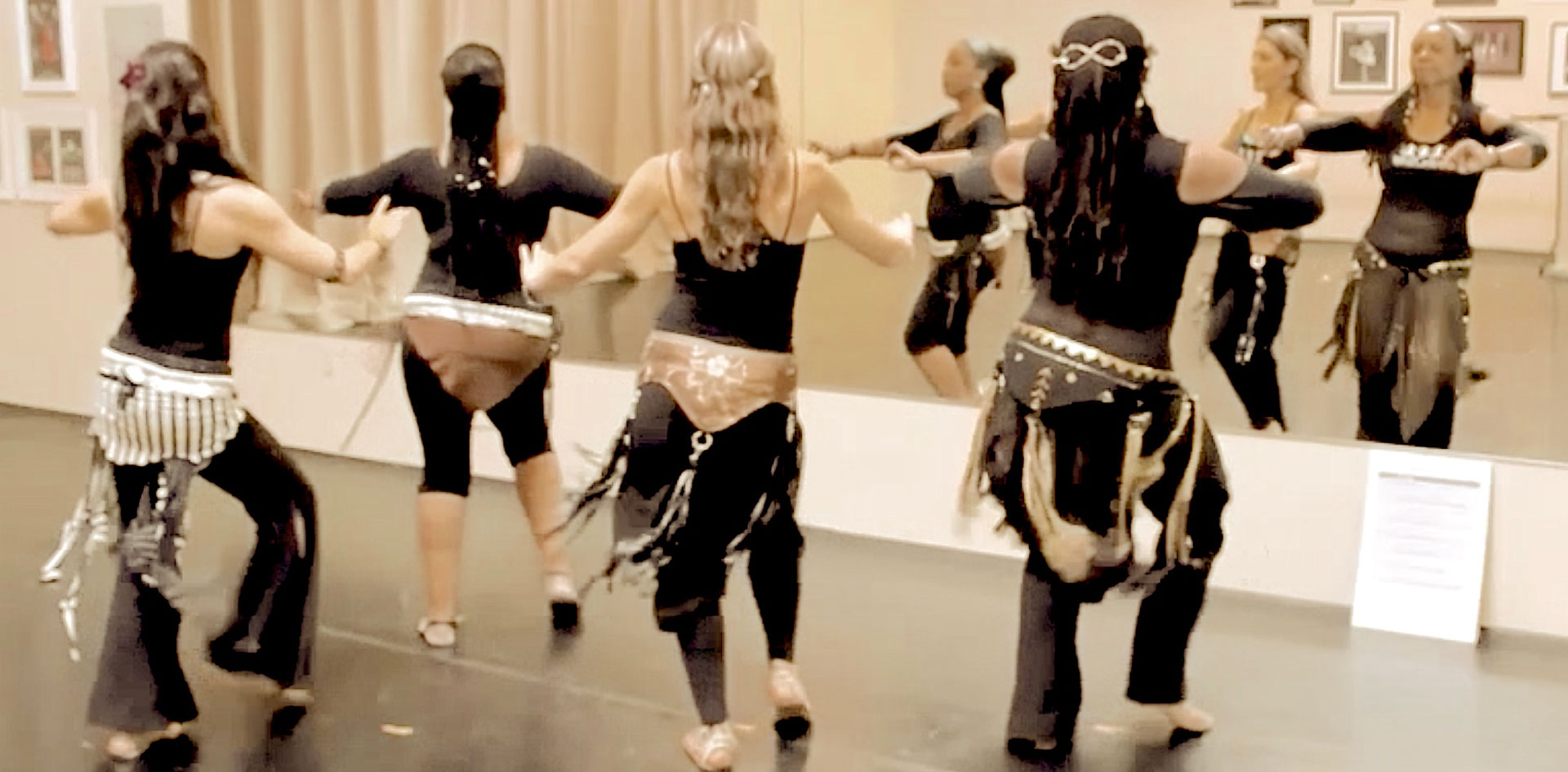 Cardio Tribal Belly Dance (CTS3) Workout Session