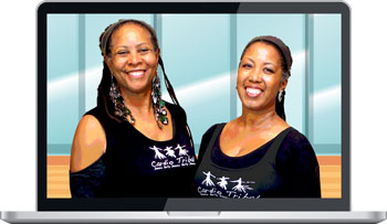 Online Private Zoom CTS Classes with Robin Johnson and Pam Coleman