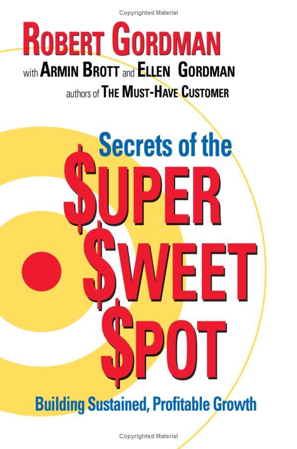 Secrets of the $uper $weet $pot