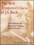 The Well Tempered Clavier of J.S. Bach: A Handbook for Keyboard Teachers and Performers