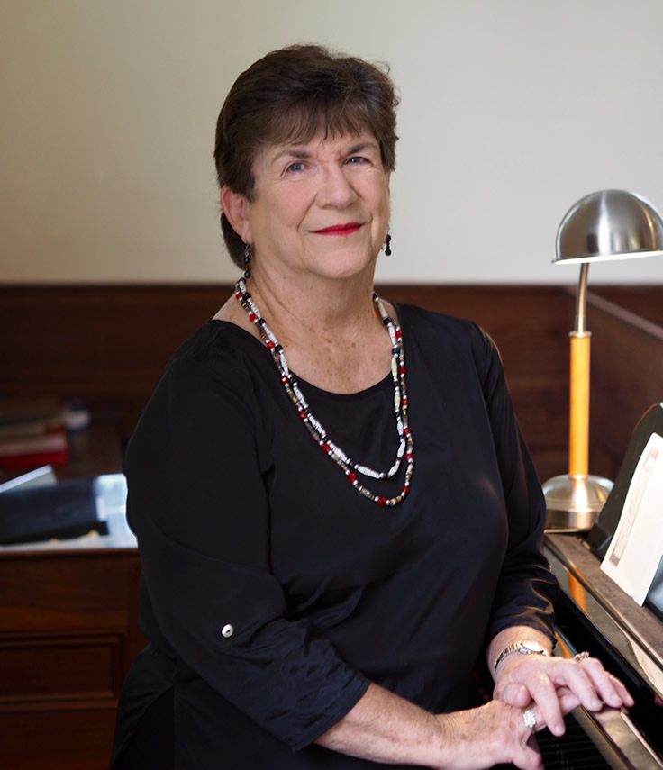 Louise Strickland, Choir Director Tallahassee United Methodist Church