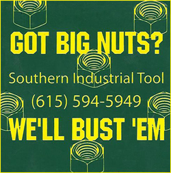 Southern Industrial Tools Sticker