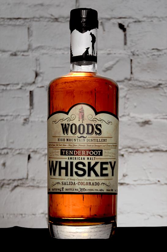 Tenderfoot American Malt Whiskey